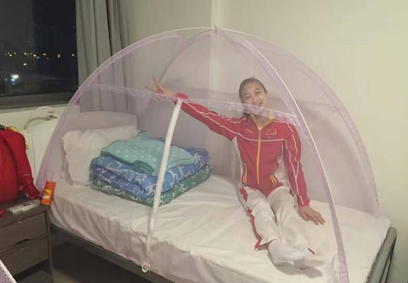Медицинские банки и москитные сетки из Китая набирают популярность в Рио