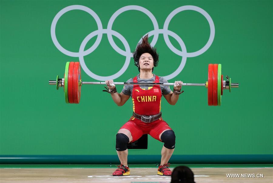 Xiang Yanmei gagne l