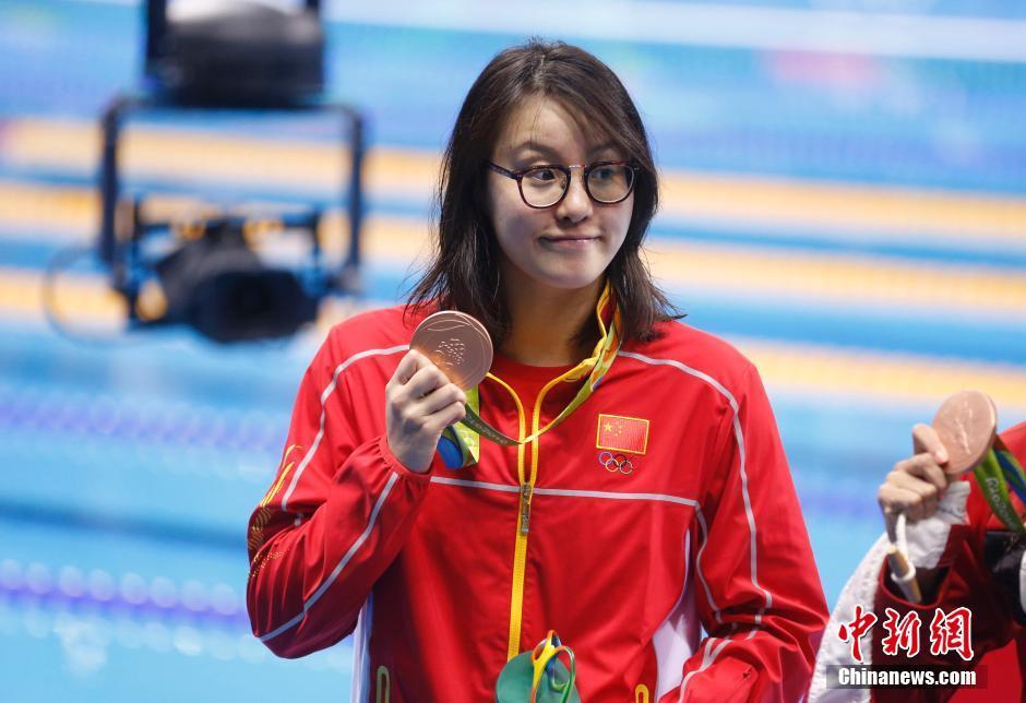 Интервью китайской пловчихи после выступления на Олимпиаде покорило интернет