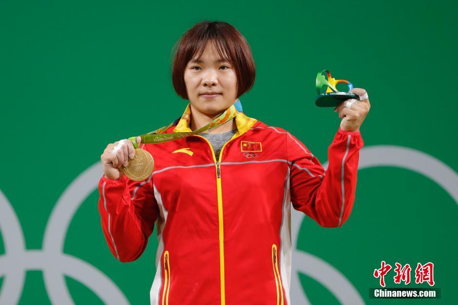 За 5 дней сборная КНР завоевала 28 медалей: 10 золотых, 15 серебряных и 3 бронзовых