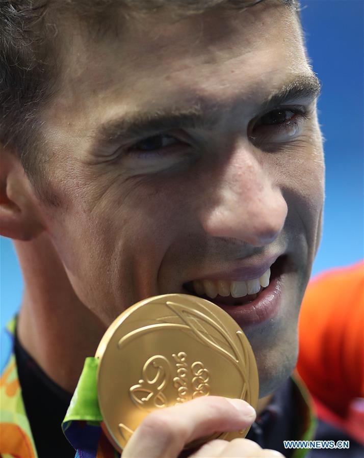 JO de Rio : finale du 200 m papillon hommes