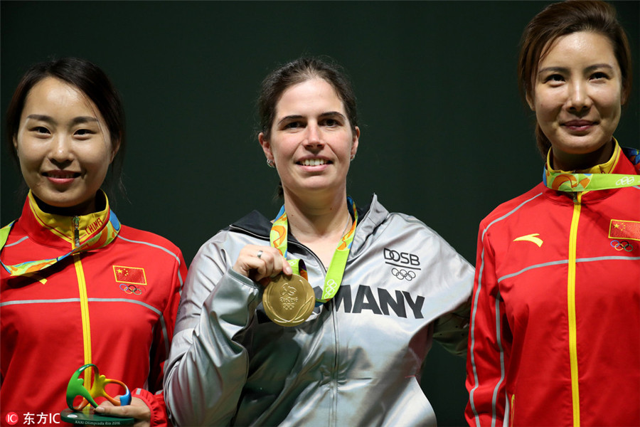 Gold medalist Germany