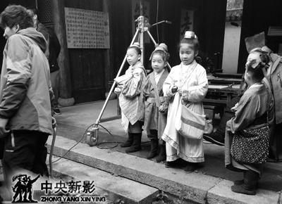 《惠山古镇》场景照