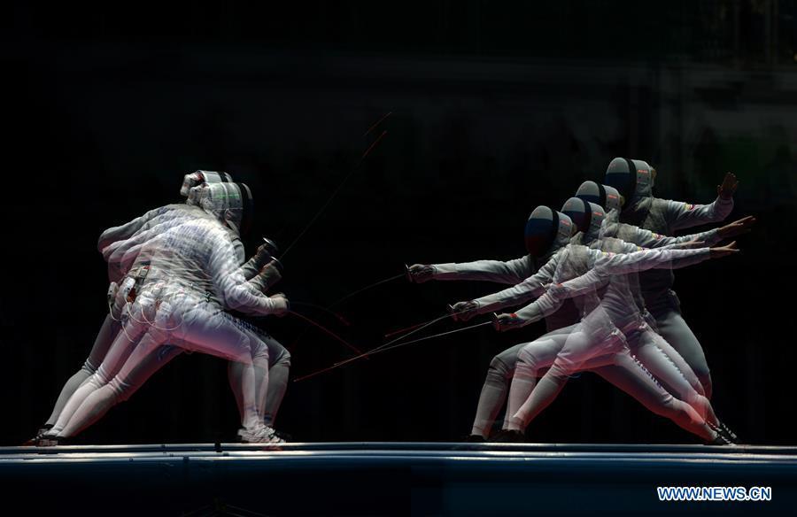 JO de Rio : finale de l