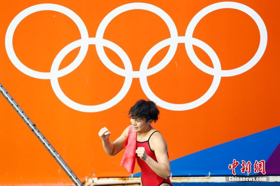 Shi Tingmao remporte l