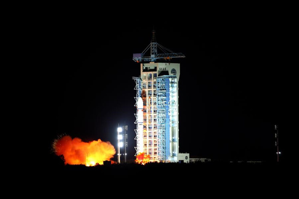 China successfully launched the world