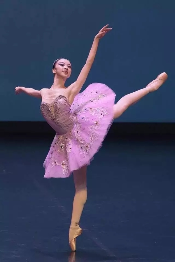 The fifth Shanghai International Ballet Competition