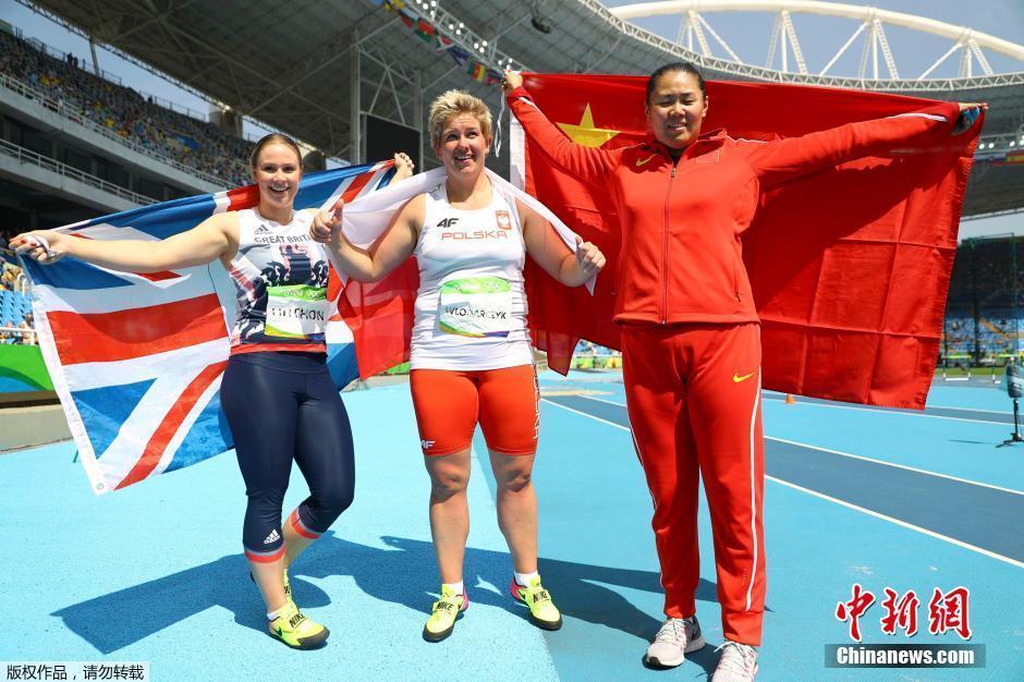 За 10 дней сборная КНР завоевала 46 медалей: 15 золотых, 14 серебряных и 17 бронзовых