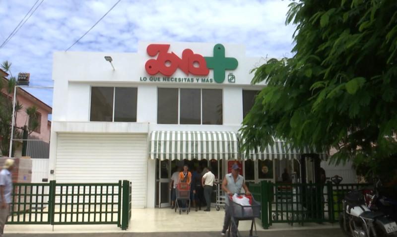 Inaugurada primera tienda de mercancías para el sector privado