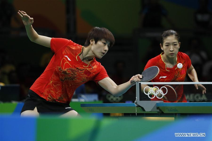 PRC beat Germany 3-0 to secure third gold in women\'s team table ...