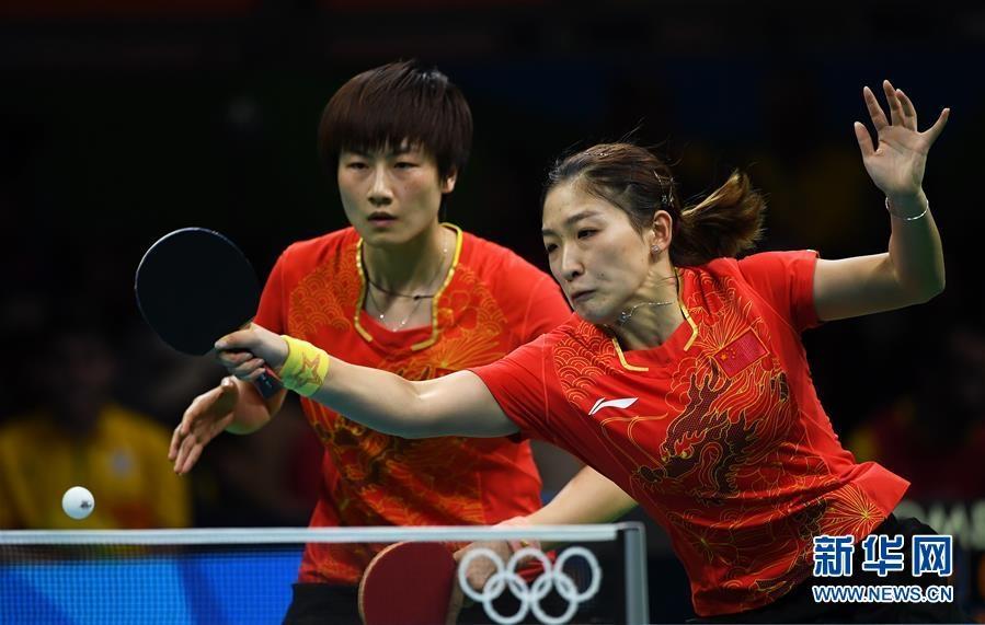 الصين تحرز ذهبية منافسات فرق السيدات لتنس الطاولة