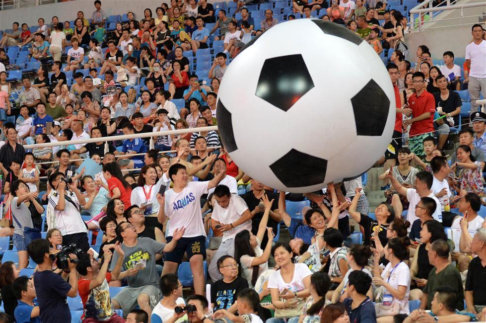 Shenyang attire les jeunes talents du football