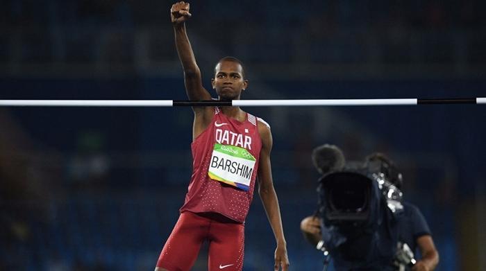 معتز برشم يحرز أول ميدالية لقطر وتاسع ميدالية للعرب في أولمبياد ريو