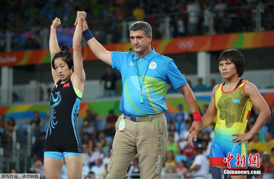 За 12 дней сборная КНР завоевала 54 медали: 19 золотых, 15 серебряных и 20 бронзовых