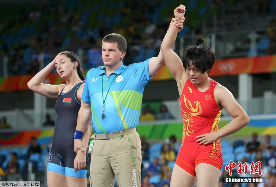 За 13 дней Олимпиады сборная КНР завоевала 20 золотых, 16 серебряных и 22 бронзовых медалей