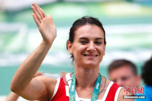 67 athletes were denied the chance to compete in Rio, including the reigning world record holder in the pole vault Yelena Isinbayeva. And that decision would actually bring an end to her career, as the Russian is retiring from athletics, she will stay in sport, as she is now a member of the IOC.