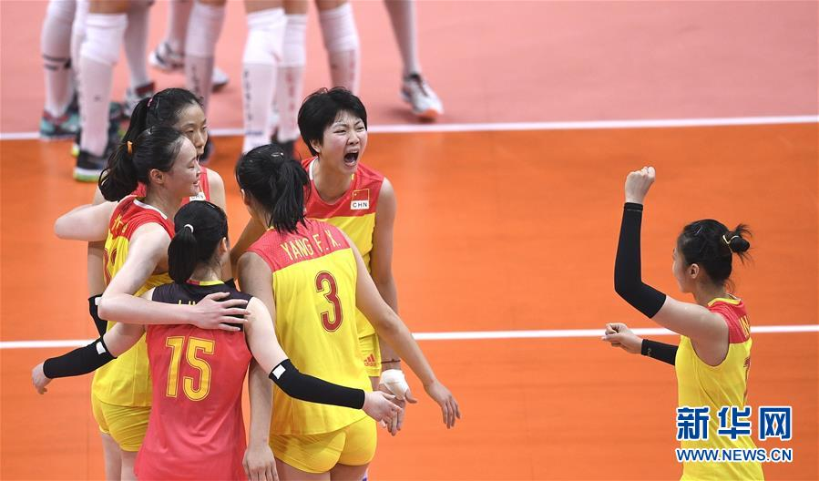 China claims gold medal in women