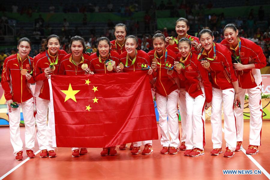 Trente ans après, le fighting spirit des volleyeuses chinoises demeure (COMMENTAIRE)