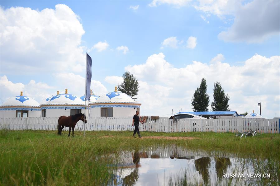 Экотуризм во Внутренней Монголии