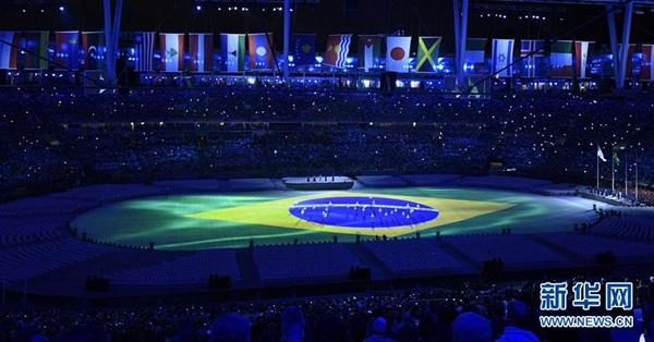 اختتام الدورة الـ31 للألعاب الأولمبية بريو لعام 2016
