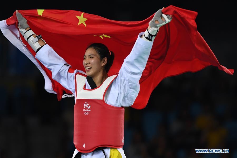 La Chinoise Zheng Shuyin a remporté samedi 20 août la médaille d