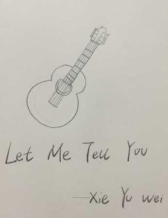letmeloveyou吉他简谱