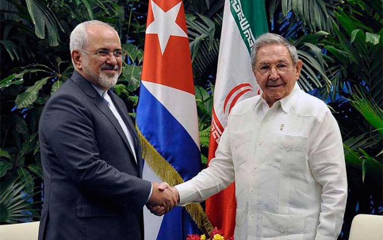 Canciller iraní visita Cuba para fortalecer relaciones bilaterales
