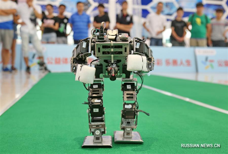 Студенческий фестиваль инноваций -- 2016 в Циньхуандао