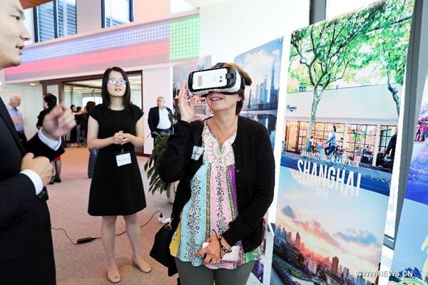 شانغهاي تطلق حملة سياحية ترويجية في نيويورك