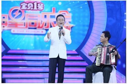 8月25日(本周四)21:10河北卫视《明星同乐会》