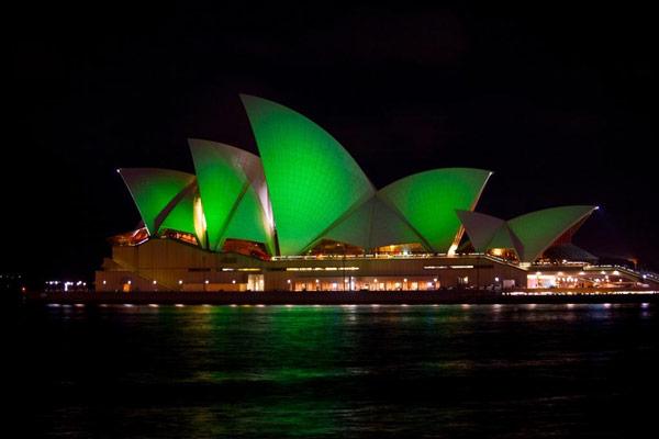 悉尼歌剧院向更高环保目标进发