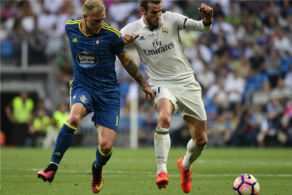 Real Madrid 2 - Celta Vigo 1