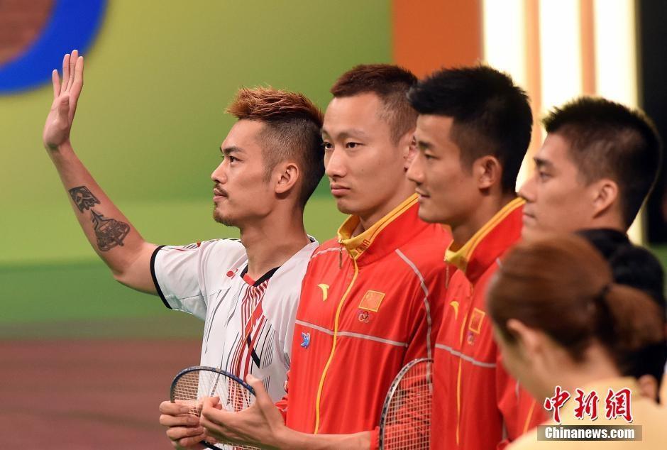 زيارة الأولمبيين الصينيين إلى هونغ كونغ