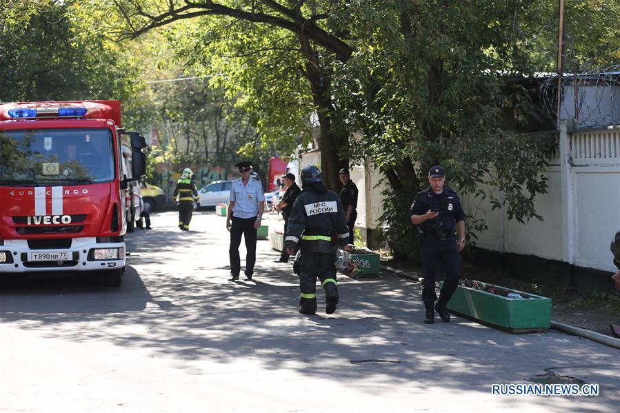 Пожар в Москве унес жизни 16 человек
