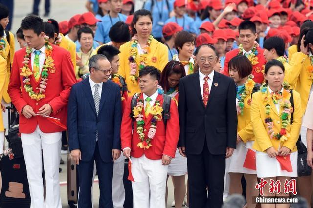 Китайские атлеты примут участие в ряде культурно-спортивных мероприятий в Сянгане