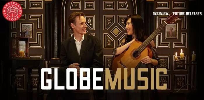 男高音伊恩·波斯特里奇和吉他演奏家杨雪菲共同演绎英文与中文民歌专辑