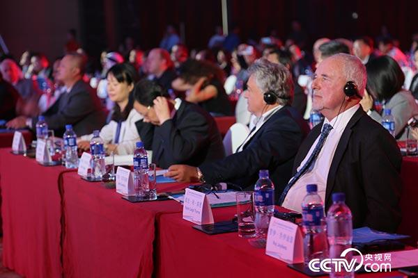 182 guests from 78 media organizations across 50 countries attended the inauguration ceremony and summit forum of Belt and Road Media Community in Beijing, August 26, 2016.