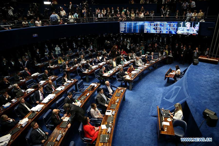 "Rousseff califica su posible destitución como ""golpe de Estado"""