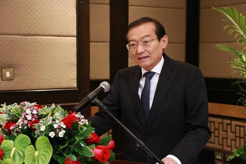 Чжан Мин, Заместитель министра иностранных дел КНР