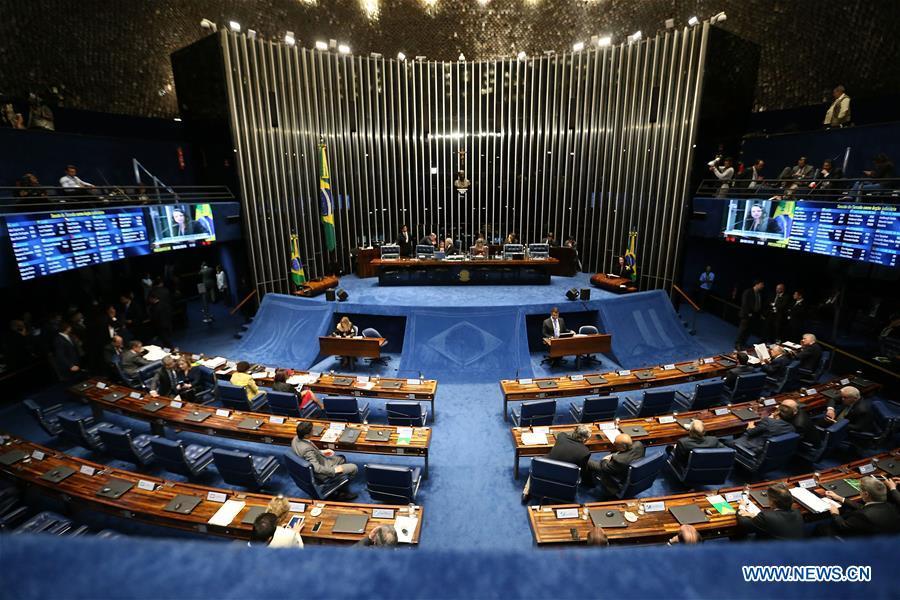 Últimos alegatos en contra y a favor de Dilma Rousseff en el Senado