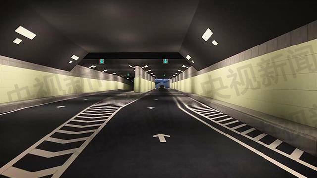 国内江河最长最大沉管隧道南昌红谷隧道主体工程完工