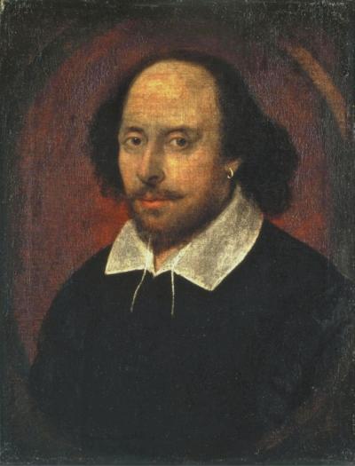"""举世闻名的""""钱多斯版莎士比亚肖像画""""将在开幕当天展出"""