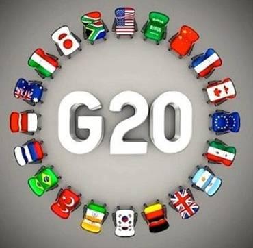 G20峰会成员(网络截图)