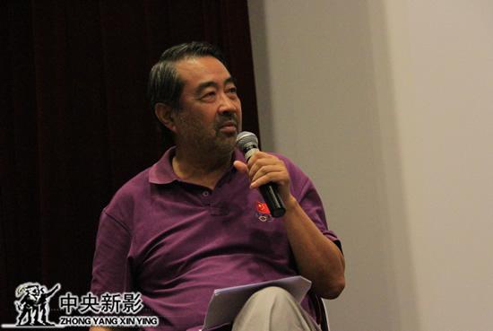 中央电视台体育频道资深纪录片制作人师旭平