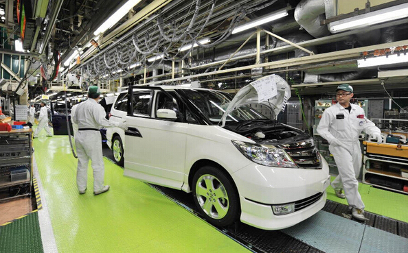 El crecimiento industrial de la zona euro se ralentiza en agosto