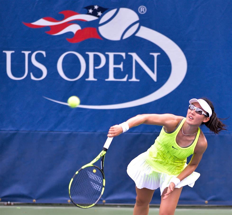 Sevastova elimina a la española Garbiñe Muguruza en el US Open