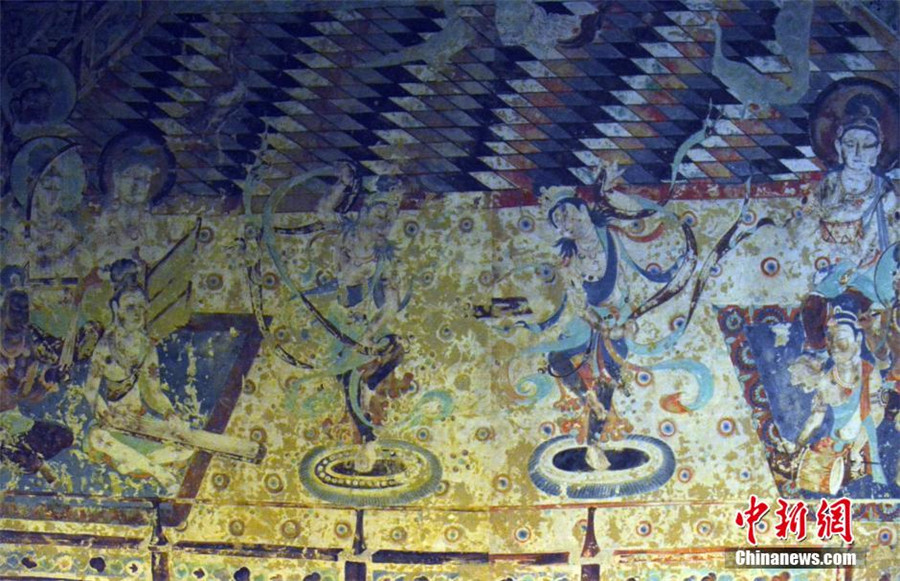 Dunhuang frescoes