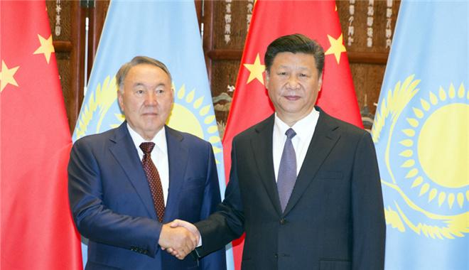 Лидеры Китая и Казахстана обсудили тему инфраструктуры