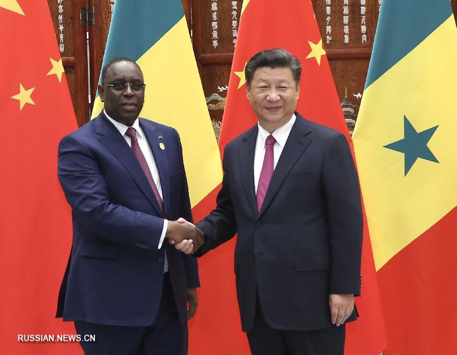 Председатель КНР встретился с мировыми лидерами в Ханчжоу