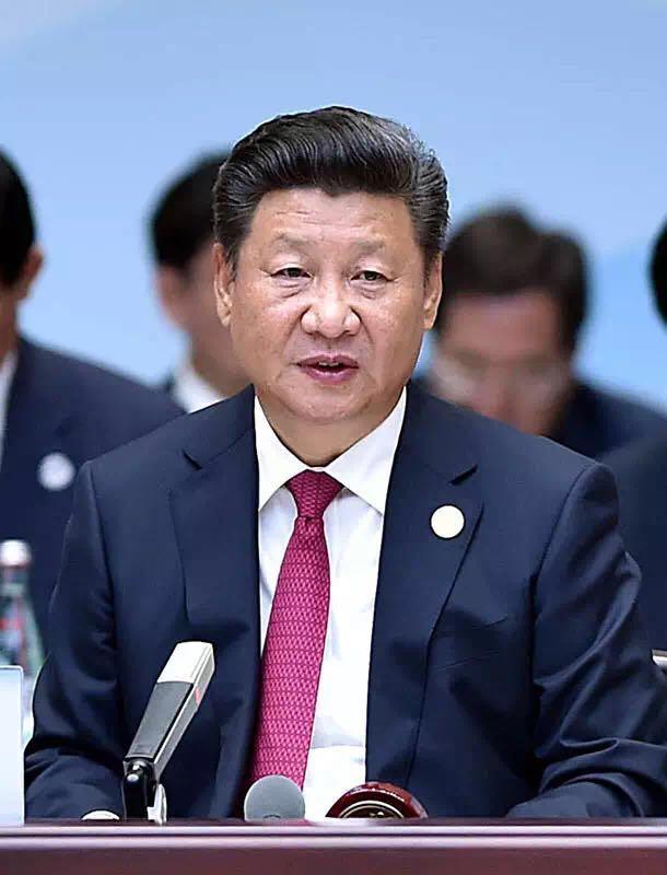 9月4日,二十国集团领导人第十一次峰会在杭州国际博览中心举行。国家主席习近平主持会议并致开幕辞。新华社记者 李涛 摄